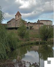 Saint Estèphe - L'église Saint Etienne