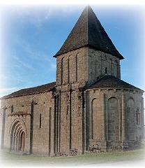 Champniers - Eglise Saint Paul de Reilhac