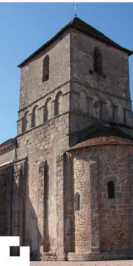 Eglise romane Saint-Martial