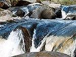 La cascade du Saut du Chalard Champs-Romain