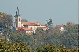 L'église de Saint-Barthélémy de Bussière (autrefois Saint Priest)