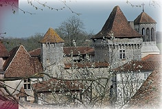 Varaignes - Le Château des Cars (MH)