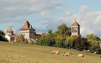 Varaignes - L'église Saint Jean du XIIIe siècle rebâtie en 1481