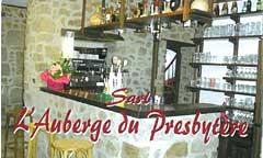 Auberge du Presbytère 24360 Saint Barthélémy de Bussière - 05.53.56.42.44
