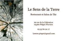 Le sens de la terre 29 rue de la Libération 24360 Piégut Pluviers - 05 53 60 92 17 -